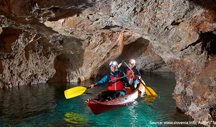 Slovenia-prestige-slideshow-Kayak in caves of Koroska