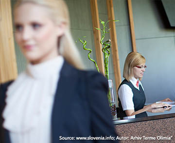 Business centers & Congress tourism