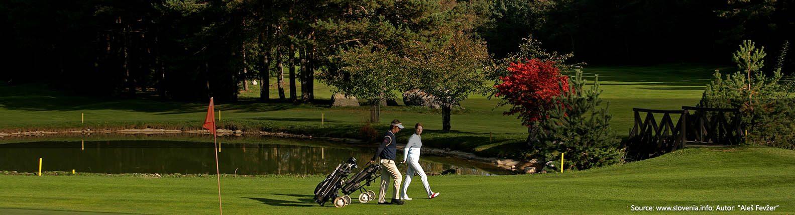 Golf & Tennis Courts