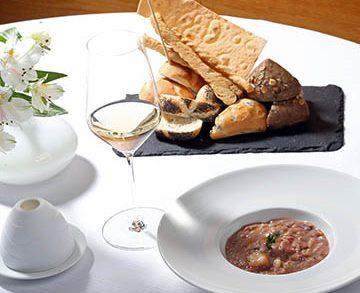 Sample restaurant
