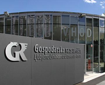 GR-Ljubljana Exhibition and Convention Centre